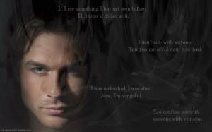 Vamp Diaries: Damon Salvatore by Gemema537