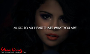See more SELENA'S GOMEZ Quotes :