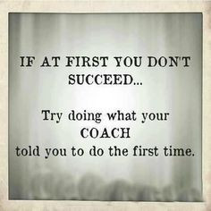 Coaching quotes