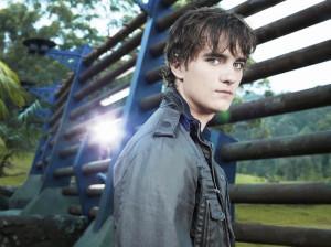 Landon Liboiron, actor for Terra Nova. Absolutely gorgeoussss
