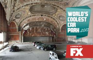 Michigan Theatre Detroit USA Worlds Coolest Car Parks 2013 Image 1