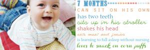 Rafael Turns 7 Months!