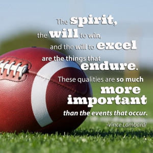 ... Quotes, Inspiration Football Quotes, Vince Lombardi, Vince Lombardy