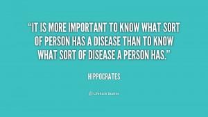 Hippocrates Quotes