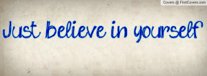Search Results for: Just Believe In Yourself