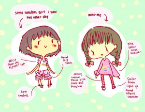 ... for this image include: words, girls , kawaii, quotations and quotes
