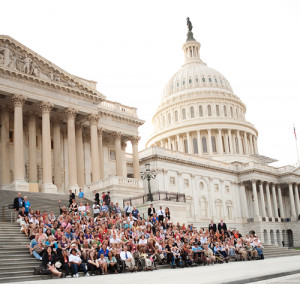 Hydrocephalus Association Brings its Message to Capitol Hill!