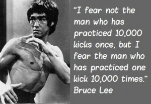 Bruce Lee's Most Inspiring Quotes! (15 pics)