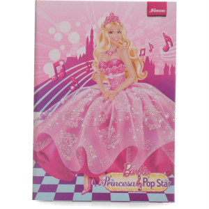 These are the pink princesa and pop star barbie Pictures