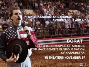 Borat National Anthem