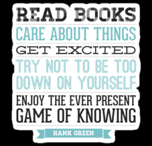 green quotes john green nerd quote hank moody quotes cee lo green cat ...