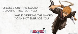 bleach anime quotes blogs