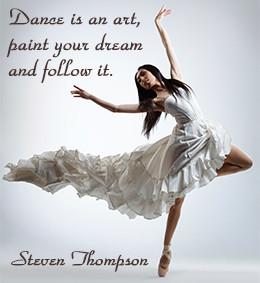 Motivational dance quotes | EndlessNovel