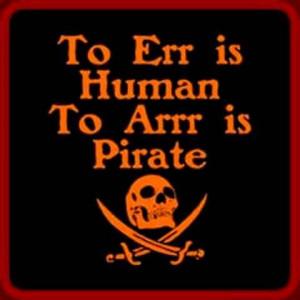 Talk Like Pirate Day