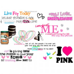 Random quotes and stuff - Polyvore