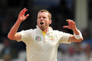 Peter Siddle Signs For