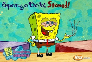 SpongeBob High Image