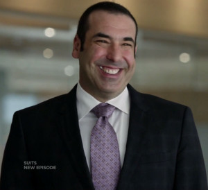 The Cheek And Gums Or Does Rick Hoffman Always Have Something There ...
