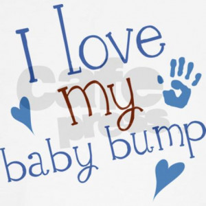 love_my_baby_bump_blue_maternity_tshirt.jpg?color=White&height=460 ...