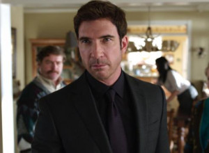 Dylan McDermott stars as Marty's ruthless manager in 'The Campaign ...