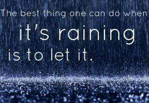 Rain #Quotes #Rain Quotes