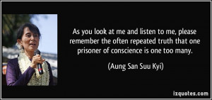More Aung San Suu Kyi Quotes