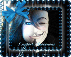 Guy Fawkes Anonymous Quote