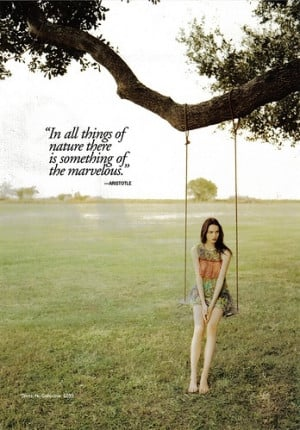 Quotes About Swinging On a Swing