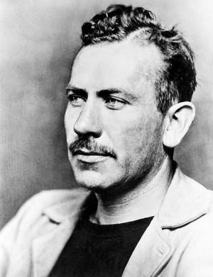 John Steinbeck. Author.