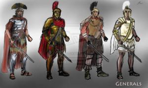Roman General Scale Resin...