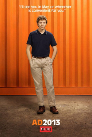 Michael (Michael Cera) still looks incredibly young. Keep in mind Cera ...