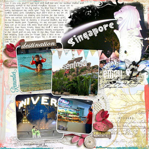 12 Ideas for Scrapbooking Travel To Cities