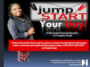 Sign up to get your Jump-Start Message Today!