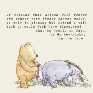 Winnie the Pooh Eeyore Quotes