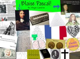 Blaise Pascal by meganscout