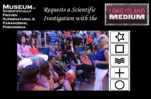 Psychic Medium Scientific Investigation