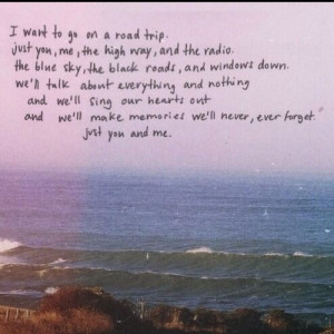 love quotes water happiness smile waves the beach roadtrip the ocean