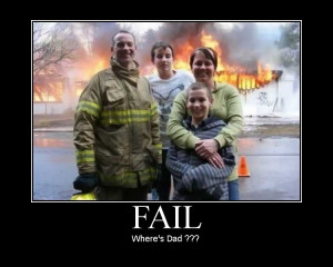 Funny Firefighter