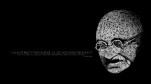 Self Believe Mahatma Gandhi Famous Quotes Images