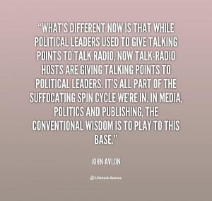 John Avlon Quotes