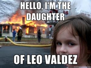 Leo's Daughter... (Meme) - the-heroes-of-olympus Fan Art