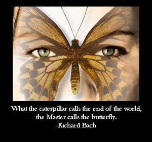 ... is going on around you is not reality. Think about that~ Richard Bach