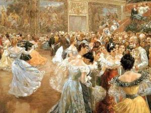 Hofball in Wien 1900 - Wilhelm Gause: Vienna, Buckets Lists, Gild Age ...