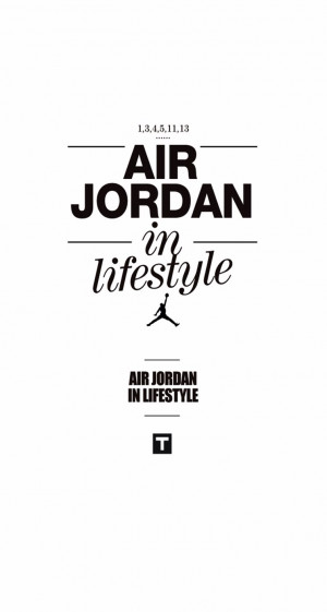 iPhone 5 Wallpaper Quotes parallax air jordan lifestyle
