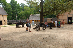 Jamestown Settlement Williamsburg