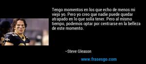 Frase de Belleza de Steve Gleason 12705
