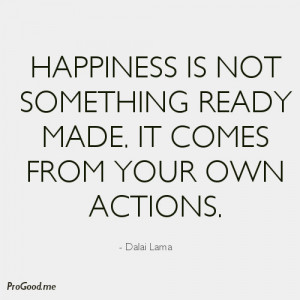 Fulfillment Dalai Lama Quotes Happiness Inspirational
