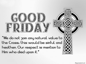 2014 Good Friday Quotes And Sayings With Pictures