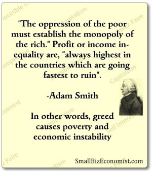 Adam Smith Wealth Of Nations Quotes The free market quotes