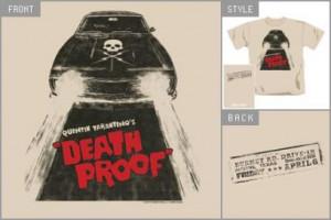 death proof shirt
